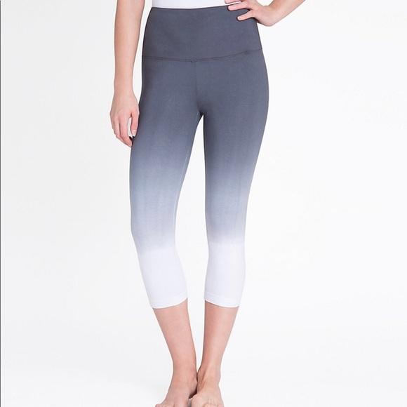 dea08c0056070e Lysse Pants | New Control Top High Waisted Grey Dipdye M | Poshmark